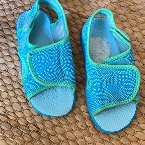 Other - Nike kids sandals 9c